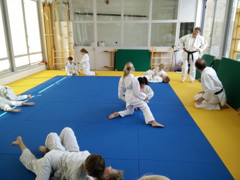 Judo groep 3 & 4
