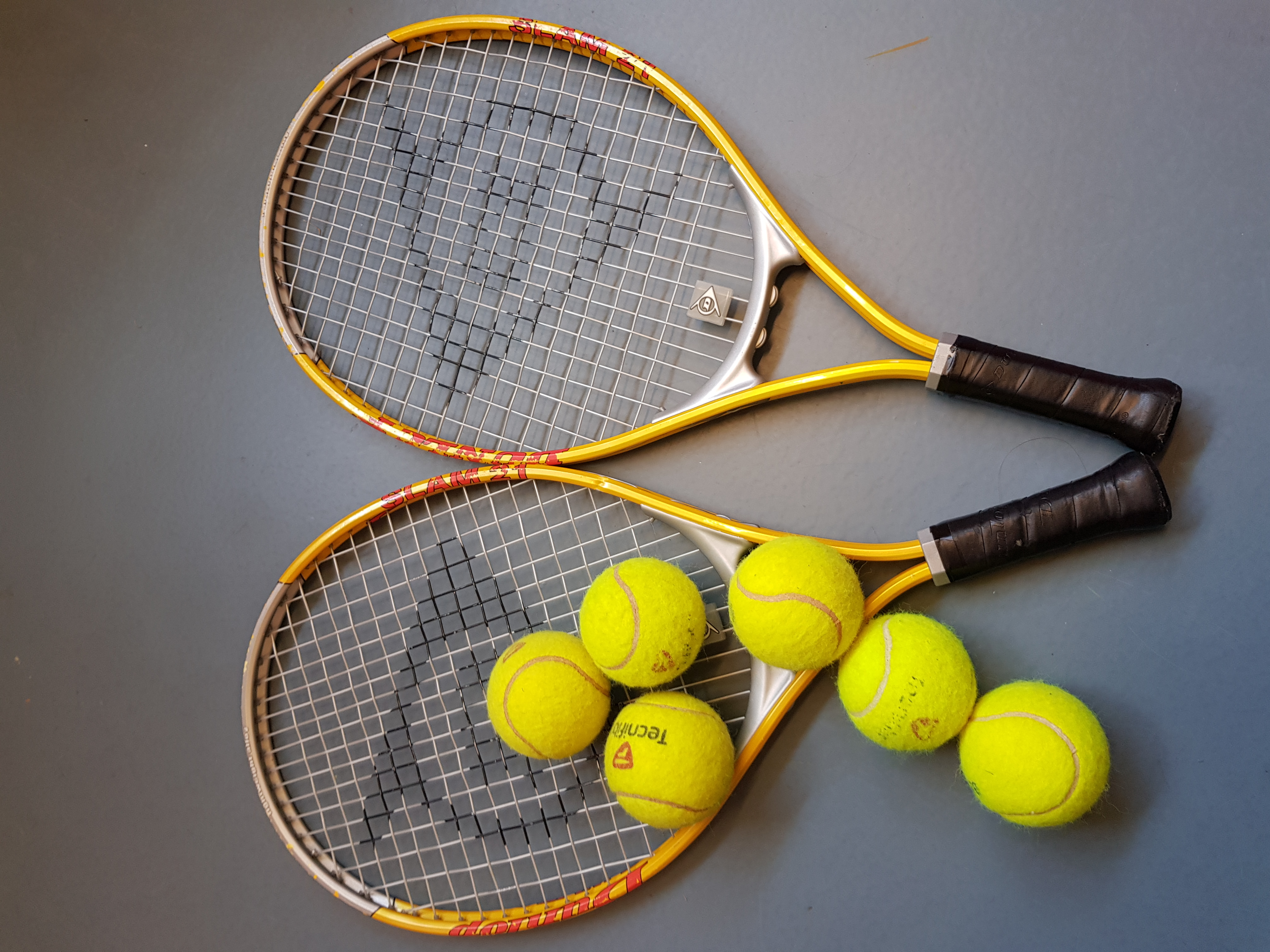 Tennis groep 3 en 4